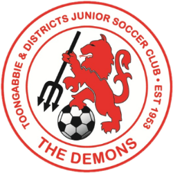 "Toongabbie & Districts Junior Soccer Club - Est 1953 ""The Demons"""